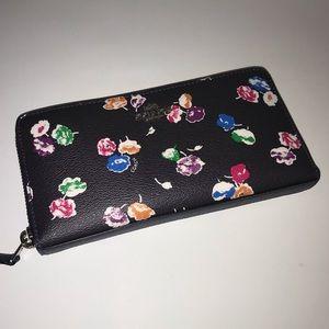 Coach Wildflower Wallet